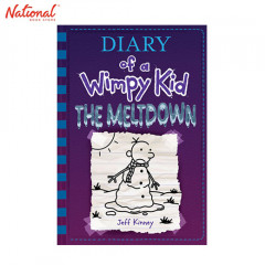 DIARY OF A WIMPY KID BOOK13 THE MELTDOWN HC