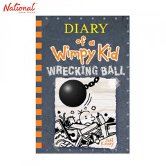 DIARY OF A WIMPY KID 14: WRECKING BALL EXCLUSIVE SPECIAL EDITION (HC)