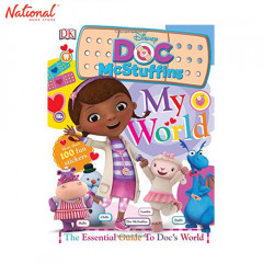 BOOK FEST SPECIAL: MY WORLD DOC MCSTUFFINS HARDCOVER
