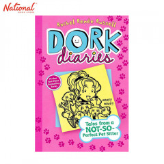 DORK DIARIES10 UK PUPPY LOVE