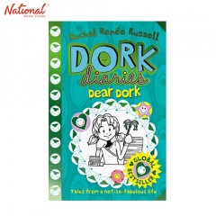 DORK DIARIES5 UK DEAR DORK