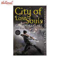 MORTAL INSTRUMENTS CITY OF LOST SOULS