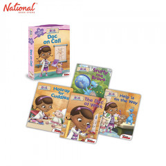 DOC MACSTUFFINS DOC ON CALL BOXED SET