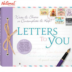 LETTERS TO YOU HC