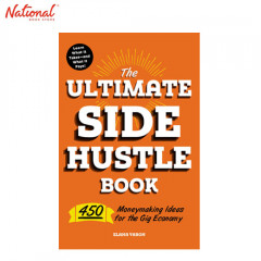 BBB ULTIMATE SIDE HUSTLE BOOK: 450 MONEYMAKING IDEAS FOR THE GIG ECONOMY TP