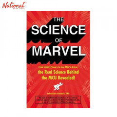 BBB SCIENCE OF MARVEL: FROM INFINITY STONES TO IRON MAN'S ARMOR, THE REAL SCIENCE BEHIND THE MCU REVEALED! TP