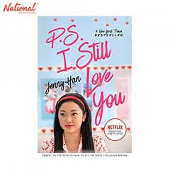 P.S. I STILL LOVE YOU: TO ALL THE BOYS