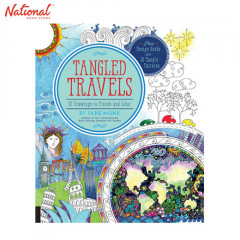 BOOK FEST SPECIAL: TANGLED TRAVELS TRADEPAPER