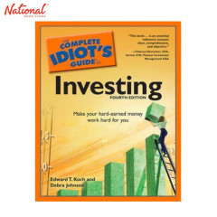 COMPLETE IDIOT'S GUIDE TO INVESTING, 4TH EDITION (TP)