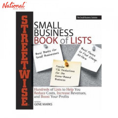 BOOK FEST SPECIAL: STREETWISE SMALL BUSINESS BOOK TRADEPAPER