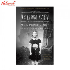 MISS PEREGRINES 2 HOLLOW CITY
