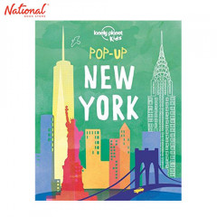 MD POP UP NEW YORK LONELY PLANET KIDS