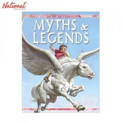 BBB MK 512: MYTHS & LEGENDS HC