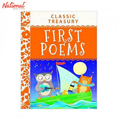 BBB MK 383: CLASSIC TREASURY FIRST POEMS