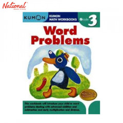 KUMON GRADE3:WORD PROBLEMS