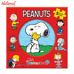 PEANUTS MY FIRST PUZZLE BOOKS