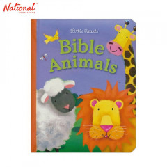 BOOK FEST SPECIAL: LITTLE HEARTS BIBLE ANIMALS