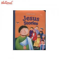 BOOK FEST SPECIAL: LITTLE HEARTS JESUS STORIES