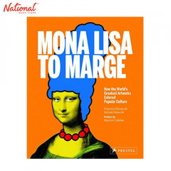 BOOK FEST SPECIAL: MONA LISA TO MARGE TRADEPAPER