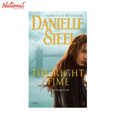 BOOK FEST SPECIAL: THE RIGHT TIME HARDCOVER