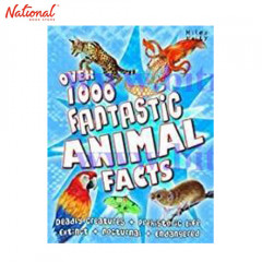 BBB OVER 1000 FANTASTIC ANIMALS FACTS WI