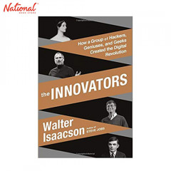 BBB INNOVATORS: HOW A GROUP OF HACKERS, GENIUSES, AND GEEKS CREATED THE DIGITAL REVOLUTION HC