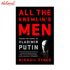 BBB ALL THE KREMLIN'S MEN: INSIDE THE COURT OF VLADIMIR PUTIN TP