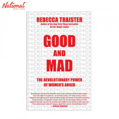 BBB GOOD AND MAD: THE REVOLUTIONARY POWER OF WOMEN'S ANGER TP