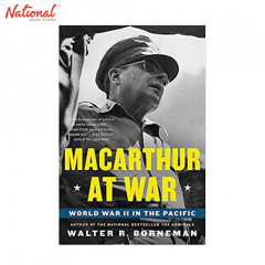 BBB MACARTHUR AT WAR: WORLD WAR II IN THE PACIFIC TP