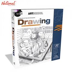SPICEBOX ART SCHOOL 3665 DRAWING