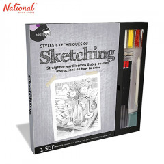 SPICEBOX MASTER CLASS 6529 SKETCHING