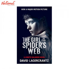 THE GIRL IN THE SPIDER'S WEB (MOVIE TIE IN) MM