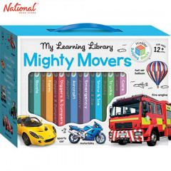 MY LEARNING LIBRARY MIGHTY MOVERS