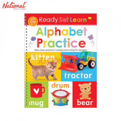 WORKBOOK ALPHABET PRACTICE TP