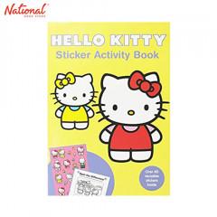 HELLO KITTY STICKER ACTIVITY BOOK 686/HKSB