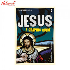 BBB INTRODUCING JESUS: A GRAPHIC GUIDE TP
