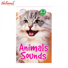 A TO Z LEARNING ANIMAL SOUNDS