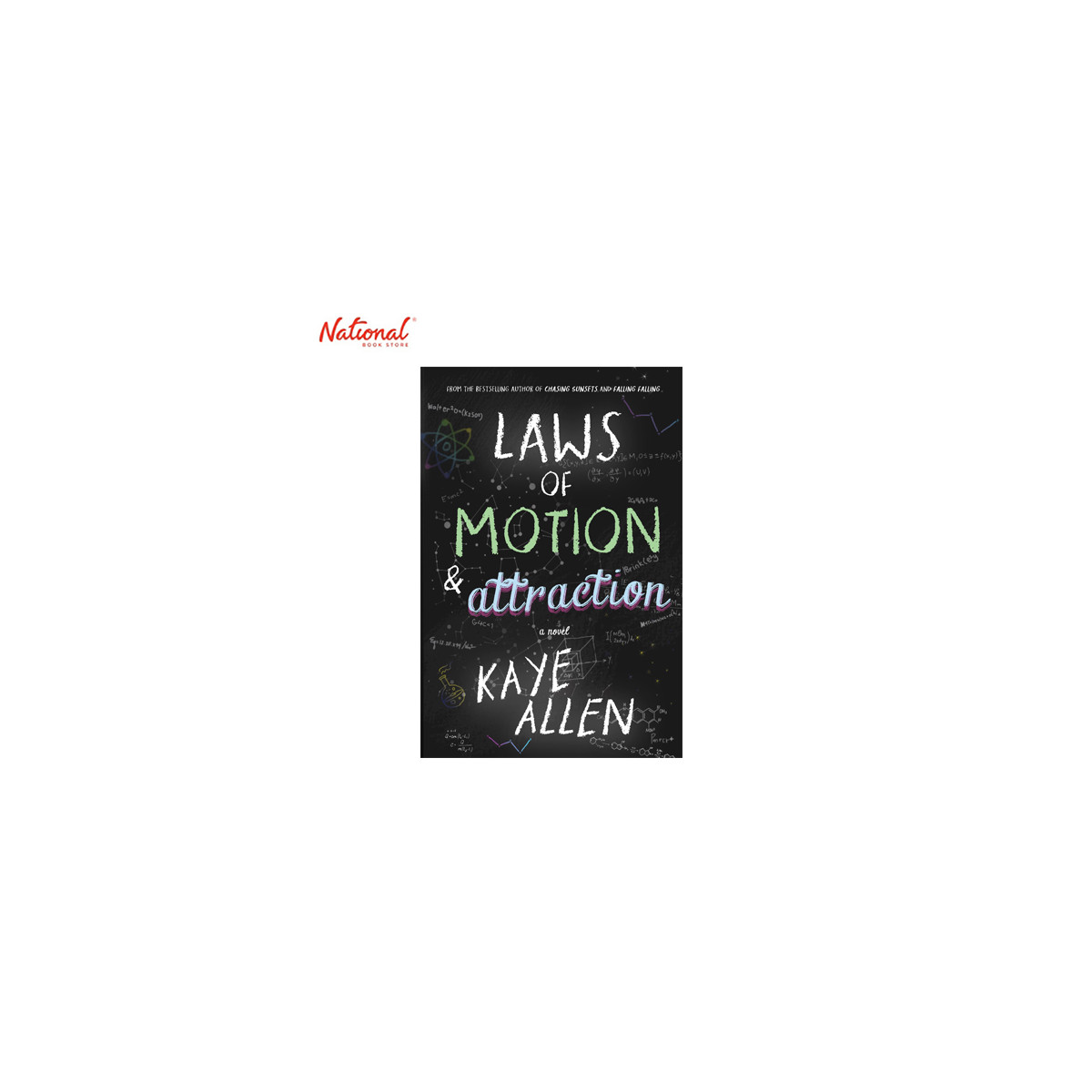 THE LAWS OF MOTION AND ATTRACTION TP