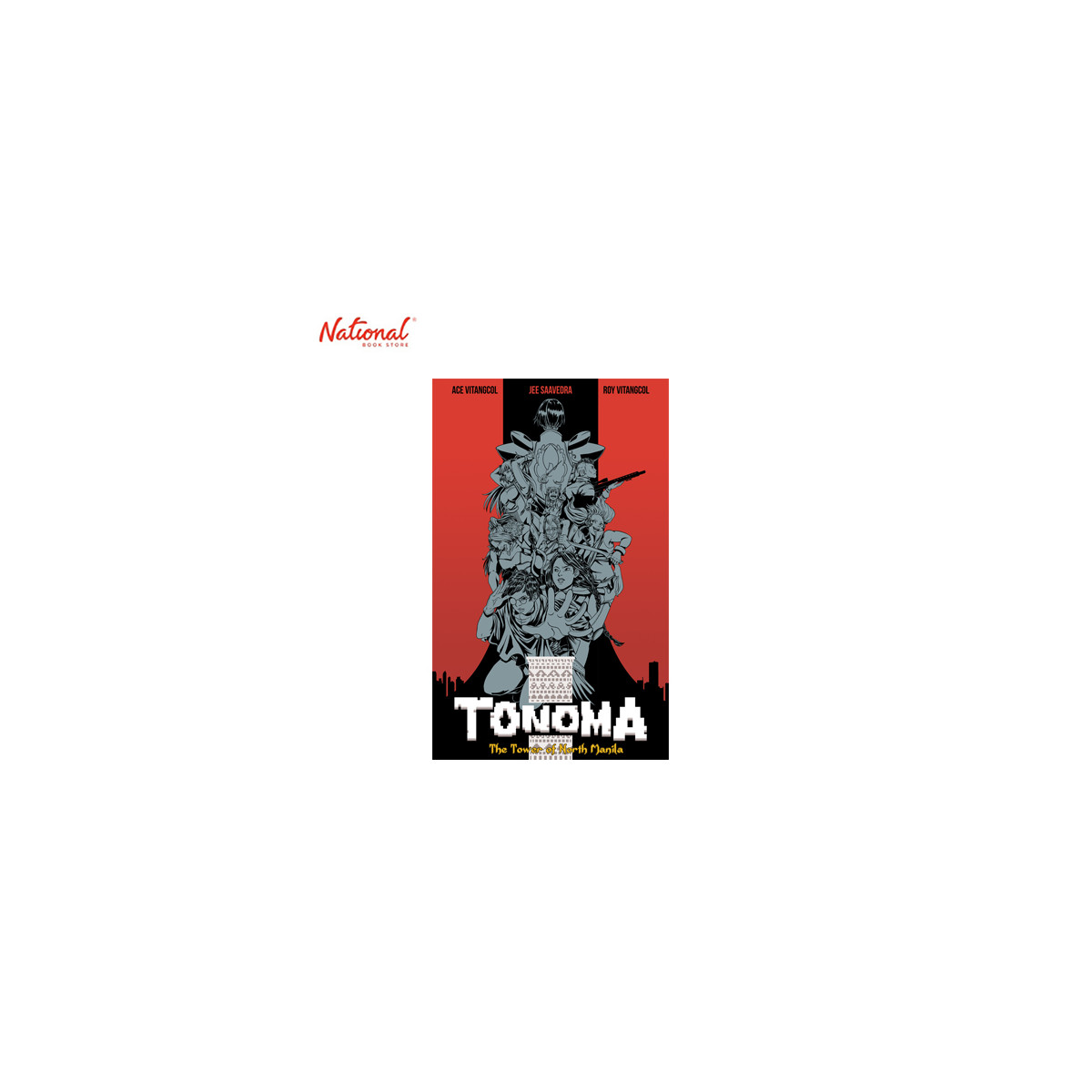 TONOMA BOOK 1: THE TOWER OF NORTH MANILA TP