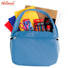 2020 BACKPACK GRADE 1 TO 3 BLUE