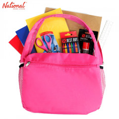 2020 BACKPACK GRADE 1 TO 3 PINK