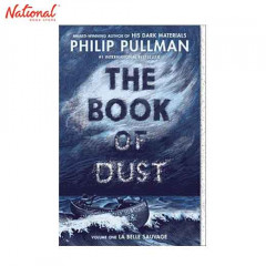 BOOK OF DUST LA BELLE SAUVAGE BOOK OF DUST VOLUME 1