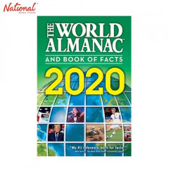 WORLD ALMANAC AND BOOK OF FACTS 2020 TP