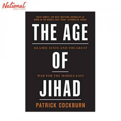 BBB AGE OF JIHAD: ISLAMIC STATE AND THE GREAT WAR FOR THE MIDDLE EAST HC