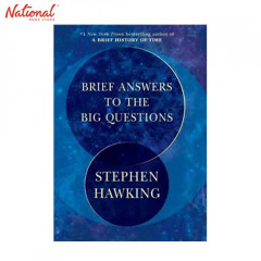 BRIEF ANSWERS TO THE BIG QUESTIONS HC