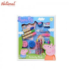 PEPPA PIG COLOURING SET 3784 PP20009